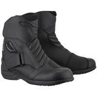 NEW LAND GORE-TEX ブーツ ブラック 38