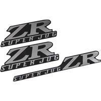 エンブレムシール スーパージョグZR 3点セット
