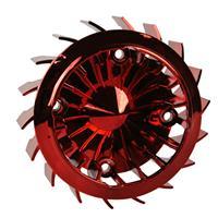クーリングファン シグナスX BWS125 レッド