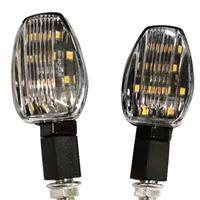 LED ウインカー ラウンド 2個セット