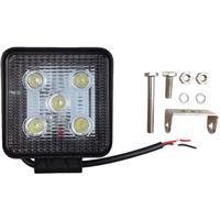 LEDワークライト 作業灯投光器 角型 15W