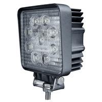LEDワークライト 作業灯投光器 角型 27W