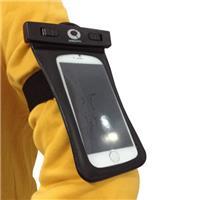 スマートフォン用防水クリアケース