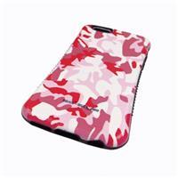 iphone6 高質TPUカバー ピンク カモフラージュ 厚みタイプ
