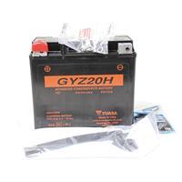 USAユアサ GYZ20H AGMバッテリー (65991-82B 互換)