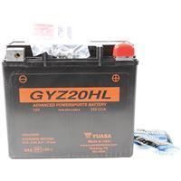 USAユアサ GYZ20HL AGMバッテリー (65989-97A 互換)
