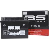 【1個売り】BTX4L-BS (YTX4L-BS、FTH4L-BS 互換)