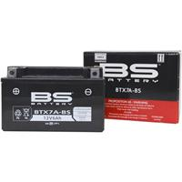 【1個売り】BTX7A-BS (YTX7A-BS 互換)