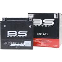 【1個売り】BTX14-BS (YTX14-BS 互換)