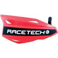 RACETECH KITPMVTRS00 VERTIGO ハンドガードマウントキット レッド