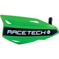 RACETECH KITPMVTVE00 VERTIGO ハンドガードマウントキット グリーン