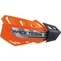 RACETECH KITPMFLAR00 ハンドガードキット オレンジ