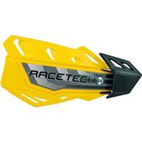 RACETECH KITPMFLGI00 ハンドガードキット イエロー