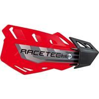 RACETECH KITPMFLRS00 ハンドガードキット レッド