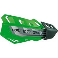 RACETECH KITPMFLVE00 ハンドガードキット グリーン