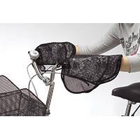 K2421 自転車 紫外線カット空冷ハンドルカバー
