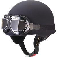 ハーフヘルメット CL-275 フリー マットブラック