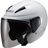 セミジェットヘルメット M-520 フリー ホワイト