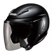 セミジェットヘルメット M-520 フリー ブラックメタリック