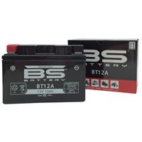 BT12A (YT12A-BS互換) 液入充電済みタイプ