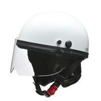 HARVE HS-2 ハーフヘルメット ホワイト