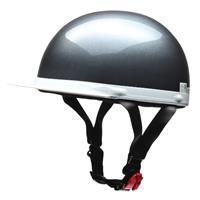 CROSS CR-740 ハーフヘルメット ガンメタリック