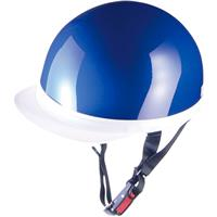 CROSS CR-740 ハーフヘルメット メタリックブルー