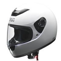 CROSS CR-715 フルフェイスヘルメット ホワイト
