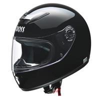 CROSS CR-715 フルフェイスヘルメット ブラック