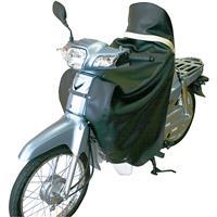 【季節商品】LC-M3750 防寒ひざあて レック中 黒