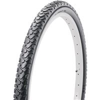 SR046 26×1.75 H/E ブラック ブロックタイヤ