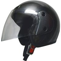 オープンフェイスヘルメット ガンメタ