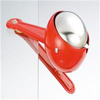 DULTON Windproof clip ashtray Red