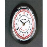 DULTON Kitchen clock with magnet Black