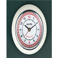 DULTON Kitchen clock with magnet Ivory
