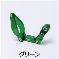 【受注生産品】汎用 フレキシブルケーブルガイド グリーン