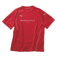2751S PBスイスツール プーマTシャツ S レッド