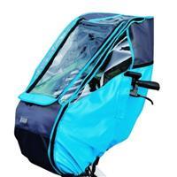 D-5FD 幼児座席用スイートレインカバー前用 ブルー