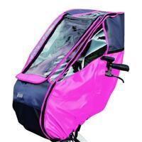 D-5FD 幼児座席用スイートレインカバー前用 ピンク