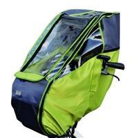 D-5FD 幼児座席用スイートレインカバー前用 グリーン