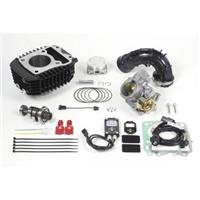 ハイパーeステージボアアップキット143cc(ビッグスロットルボディー付属)MSX125