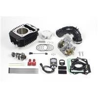 ハイパーSステージ eco ボアアップキット181cc(ビッグスロットルボディー付属)MSX125