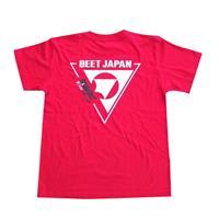 Tシャツ レッド L 0700-BTL-06