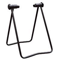 車軸固定式自転車スタンド ブラック