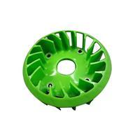カラー軽量クーリングファン(シグナスX/BW'S 125/R/X)グリーン