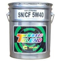 T-ブレンド SN/CF 5W-40 20L