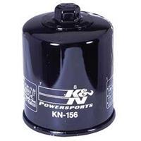 KN-156 オイルフィルター ブラック カートリッジタイプ
