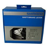 シフト/ブレーキレバー3×8 4フィンガー