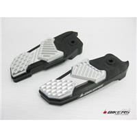 【受注生産品】リアフットレスト ブラック PCX150