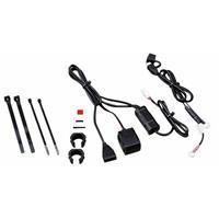 バイク専用電源2.1A USB1ポート+シガーソケット1ポート